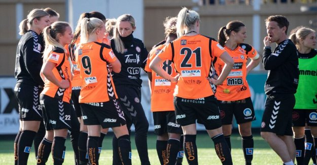 From the bankruptcy threat to the cup – Kristianstad chasing cupguld