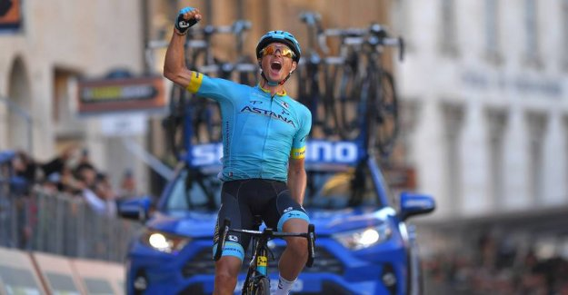 Fuglsang rays - but he does not win the Tour
