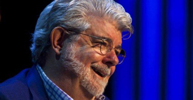George Lucas chooses the unpopular Jar Jar Binks as his favorite 'Star Wars'character