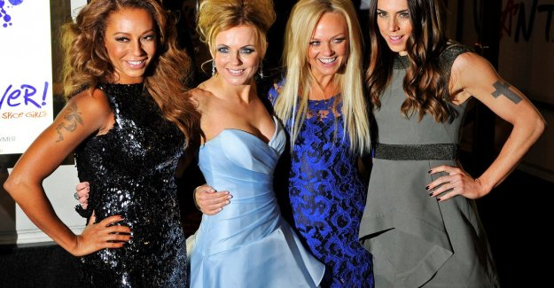 Geri Halliwell stops responding for the first time on spicy unveiling of Mel B: I have had no sex with her again.