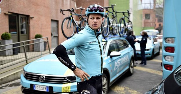 German has his life's race: Fuglsang beaten in the sprint