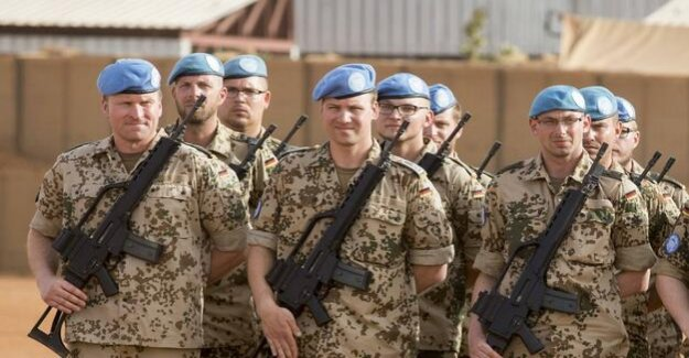 German soldiers in Africa : Is overwhelmed by the Bundeswehr in Mali?