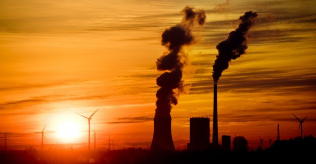 Germany emits significantly less greenhouse gases