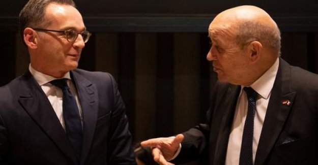 Germany in the security Council: Quite the best of friends