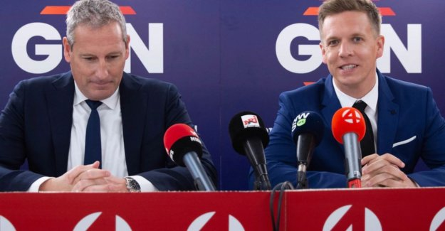 Gert Verhulst and James Cooke target political party: Less gezwans, more atmosphere