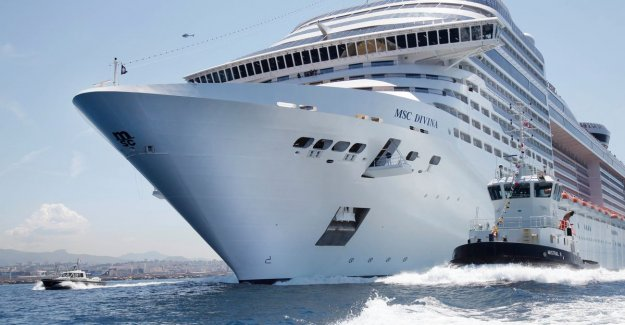Girl (17) gang-raped during a cruise, the perpetrator goes unpunished because crime in international waters took place