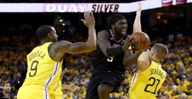 Golden State lost for historical stud