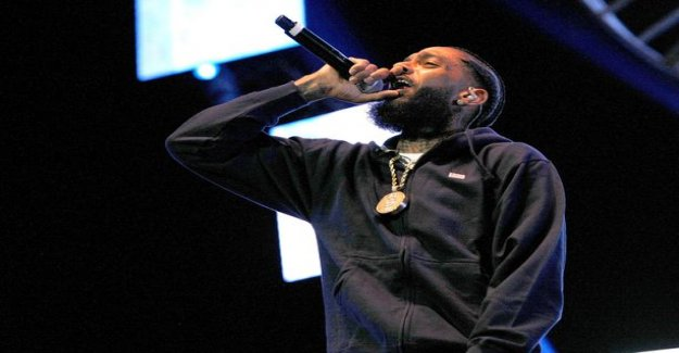 Grammy-nominated was rapper Nipsey Hussle was shot to death 33-year-old – tweeted moments before the enemy is