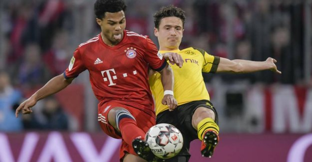 Grotesque half-time: Danes humiliated by Bayern