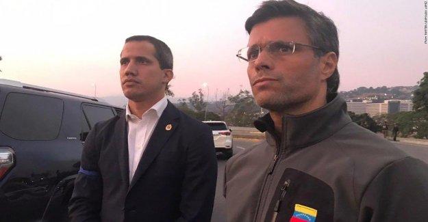 Guaidó prepares for the decisive blow