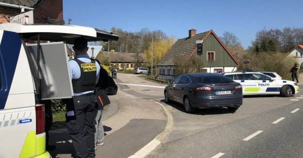 Gunfire in the town: Now there is new