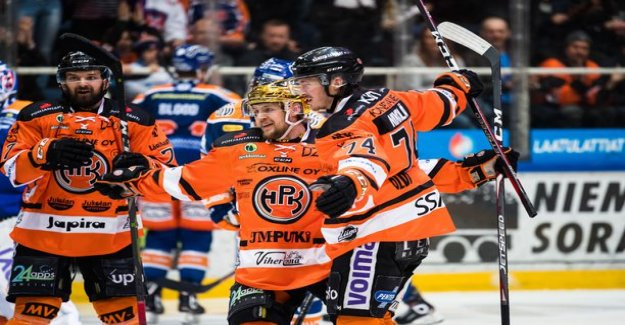 HPK has a rugged situation the evening semi-final: as many as five key men in the sick – configuration completely redone