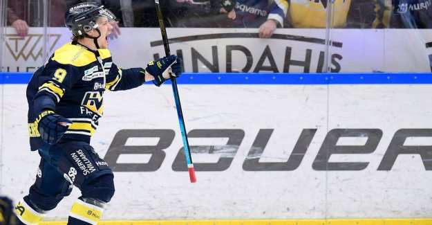 HV71 capped against Färjestad – goes to the seventh match