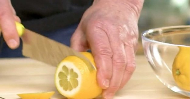 Hajks: Tab many people make when they cut up the lemon