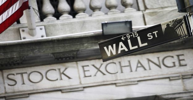 Hälsobolag sinkers on Wall Street