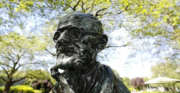 Hanna Fahl: Can James Joyce be the right man to quote in order to defeat Donald Trump?