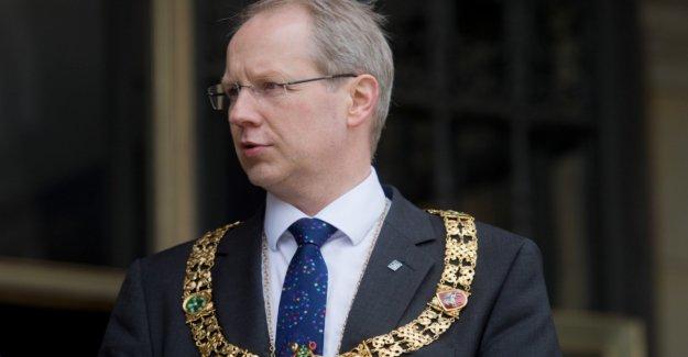 Hanover's Lord mayor Schostok accused of serious infidelity
