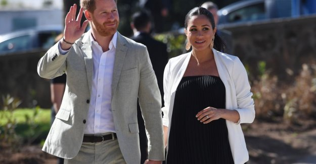 Harry and Meghan are officially moved to Course Cottage, away from William and Kate