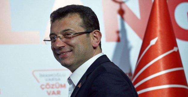 He has hit Erdogan's AKP in Istanbul