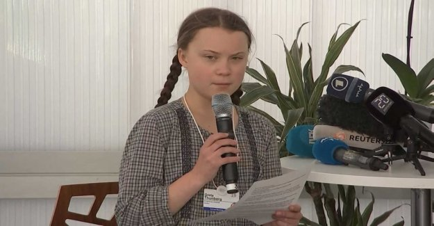 Hear Greta Thunberg harsh words from Davos