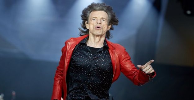 Heart surgery recovering 75-year-old Mick Jagger was moving unidentified New York - the operation could save a life
