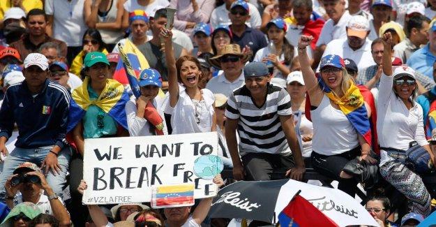 Henrik Brandão Jönsson: They will not succeed to overthrow Maduro