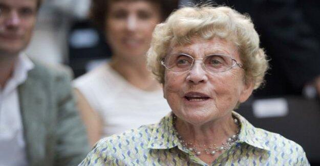 Herlind Kasner Angela Merkel's mother died
