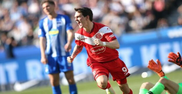 Hertha-BSC-Blog : Hertha a single-digit table moves place in the distance