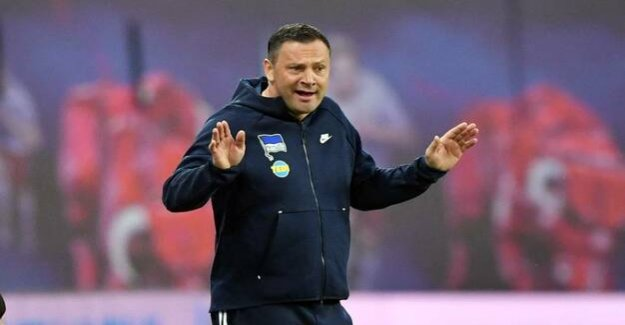 Hertha BSC after the debacle : Pal Dardai shows kind