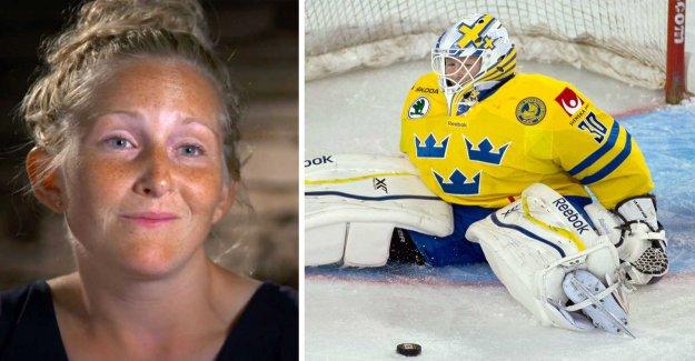 Hockeystjärnan about the disease: Sacrificed an OS