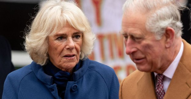 I wish it my worst enemy: the story of 'the rottweiler' Camilla Parker Bowles