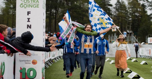IFK Göteborg took home the victory in Tiomila – Almost skämmigt
