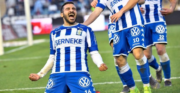 IFK continues to surprise and convince