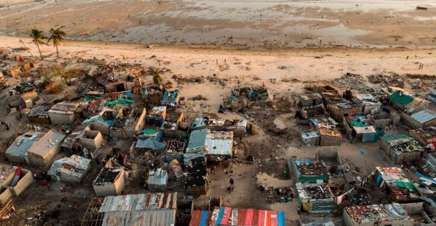 IMF emergency loan of more than 100 million for the reconstruction of Mozambique after cyclone Idai