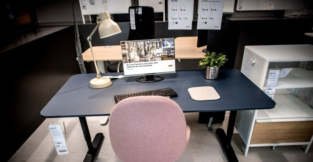 Ikea should start renting out furniture – on test projects with business