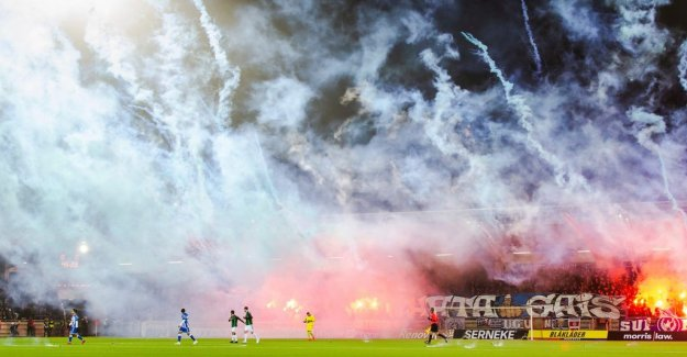 I'm probably the only ligachefen in Europe that have bought into pyrotechnics