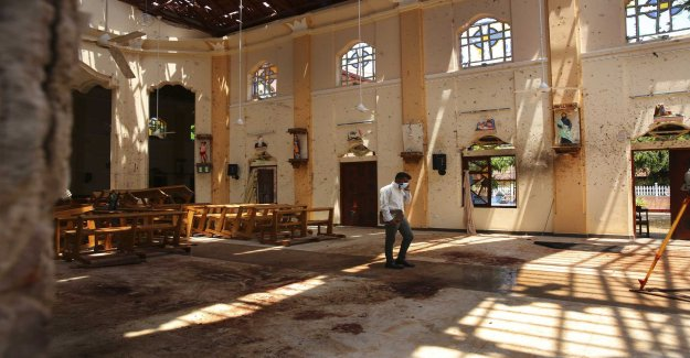 Increasing anxiety among the syrian orthodox church in easter