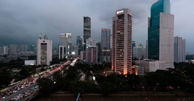 Indonesia's capital Jakarta had to be moved