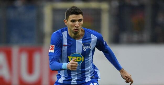 Injury worries for Hertha BSC : Marko Grujic has to cancel Training