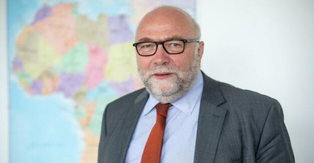 Intimidation and racism accusations : Merkel Advisor Nooke is the Problem for the government