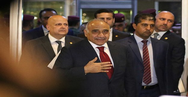 Iraq: the ICE-the leader in remote area