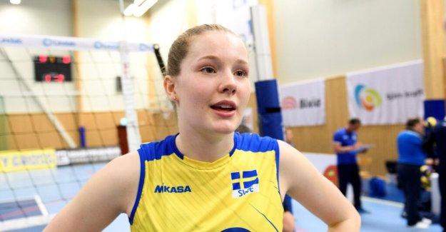 Isabelle Haak damaged – missing the national team test