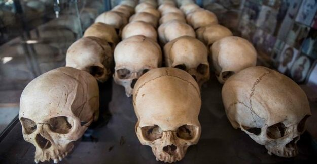 It was hell on earth : Rwanda commemorates genocide 25 years ago