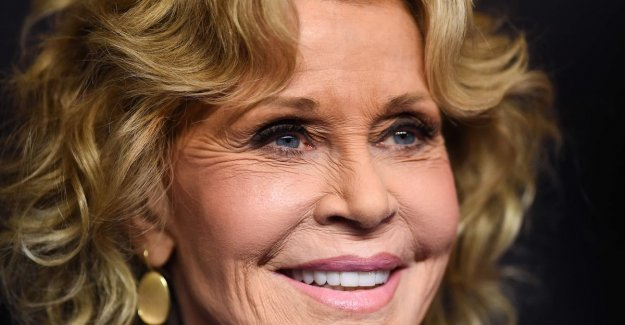 Jane Fonda is open about the fight against cancer: It is a continuous process
