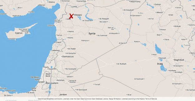 Jihadistattack against syrian government forces