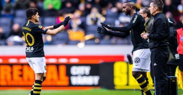 Johan Esk: the Incomprehensible to Norling poked Goitom