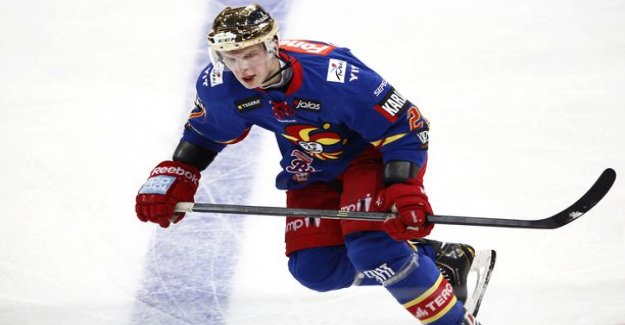 Jokers got rock-hard confirmation - Teemu Eronen return to HIFK from home company