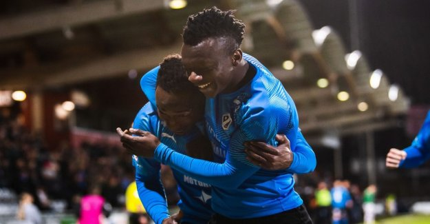Karim late goals settled for Halmstad