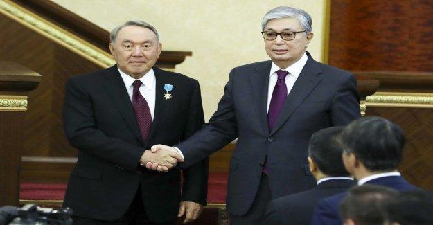 Kazakhstan announces early elections in June