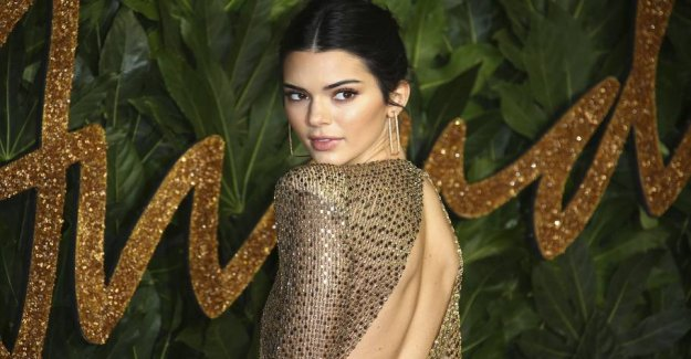 Kendall Jenner felt left out: - I have no tits
